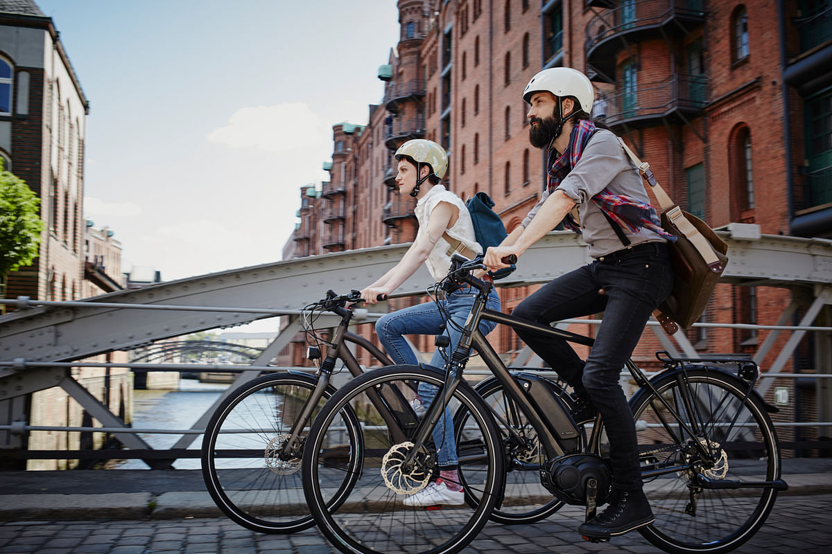 The current shipment of e-bikes to Europe is the HNF brand of Hero International's (HIT) plan to become a leader in the European Union (EU) market.