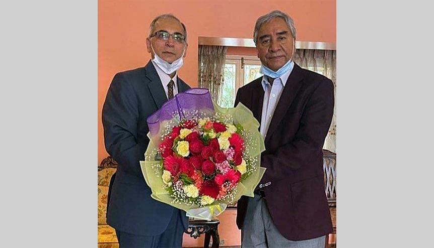 The Delhi-Kathmandu re-connection