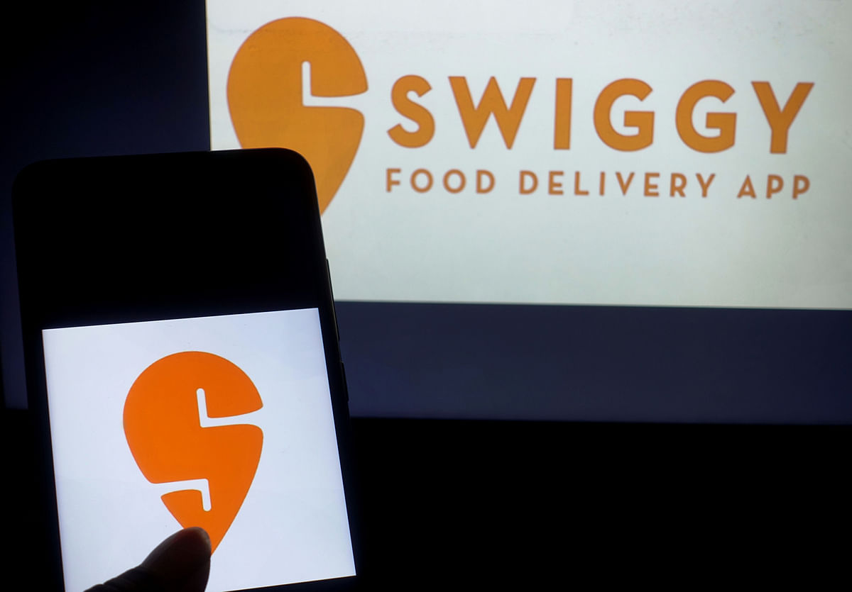 An image of the popular food delivery app Swiggy. The massive surge in the total funding amount in 2021 is backed by mega deals invested in growth and late-stage start-up funding rounds in sectors such as ecommerce, fintech, enterprise tech, edtech, consumer services and healthtech.