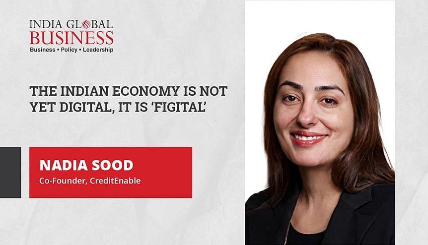 The Indian economy is not yet digital, it is 'figital'
