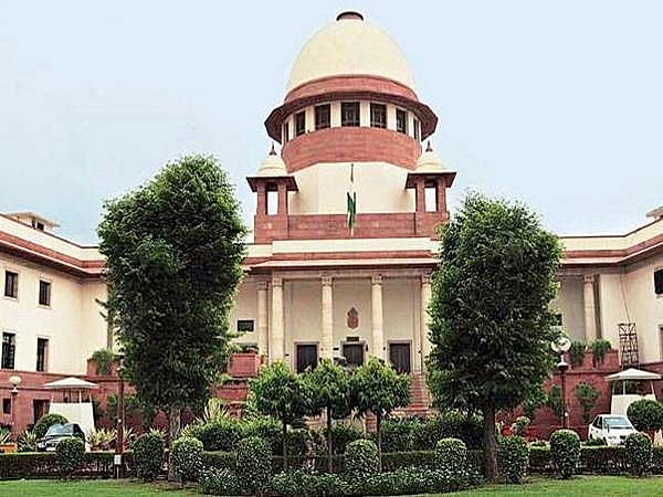 A file photo of the Supreme Court of India, in New Delhi. Amazon wants Future Retail's deal with Reliance Retail blocked on the grounds that it holds the right of first refusal to any sale of the former's assets.