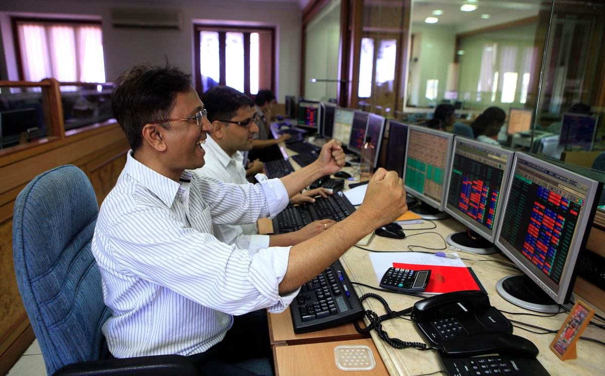Traders exult after a good day at the office in the Indian stock market. The window of opportunity for India to receive investments could be temporary. It needs to urgently take steps to improve its regulatory systems and present itself as more welcoming for large private investments.