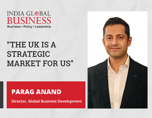 'The UK is a strategic market for us'