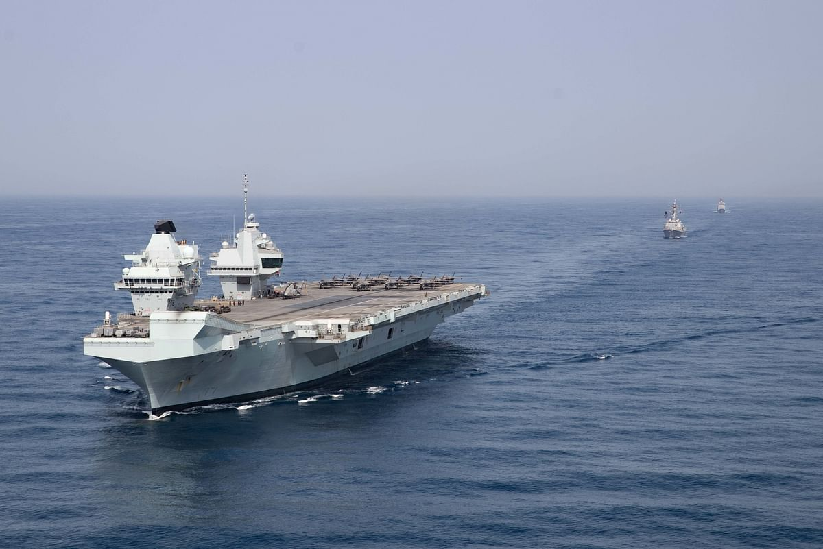 The HMS Queen Elizabeth has completed a series of engagements in the Indo Pacific. The FCDO said the ASEAN announcement comes at a time of growing UK defence and security cooperation in the Indo-Pacific.