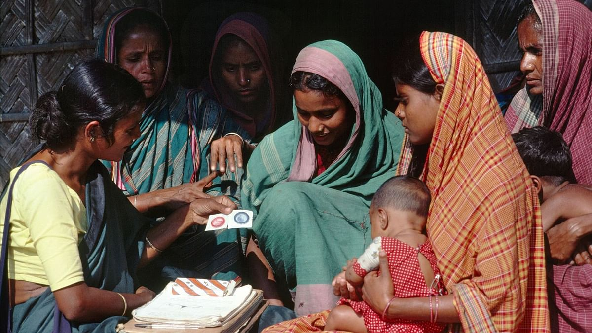 A family planning centre in Bangladesh. The research has shown that hypothermia treatment should no longer be used as a treatment for neonatal encephalopathy in low and middle income nations.