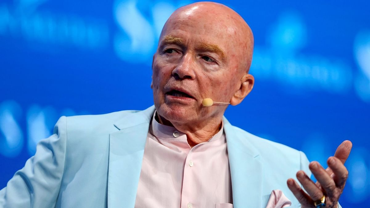 India, US seeing fund inflows after China crackdown - Mark Mobius