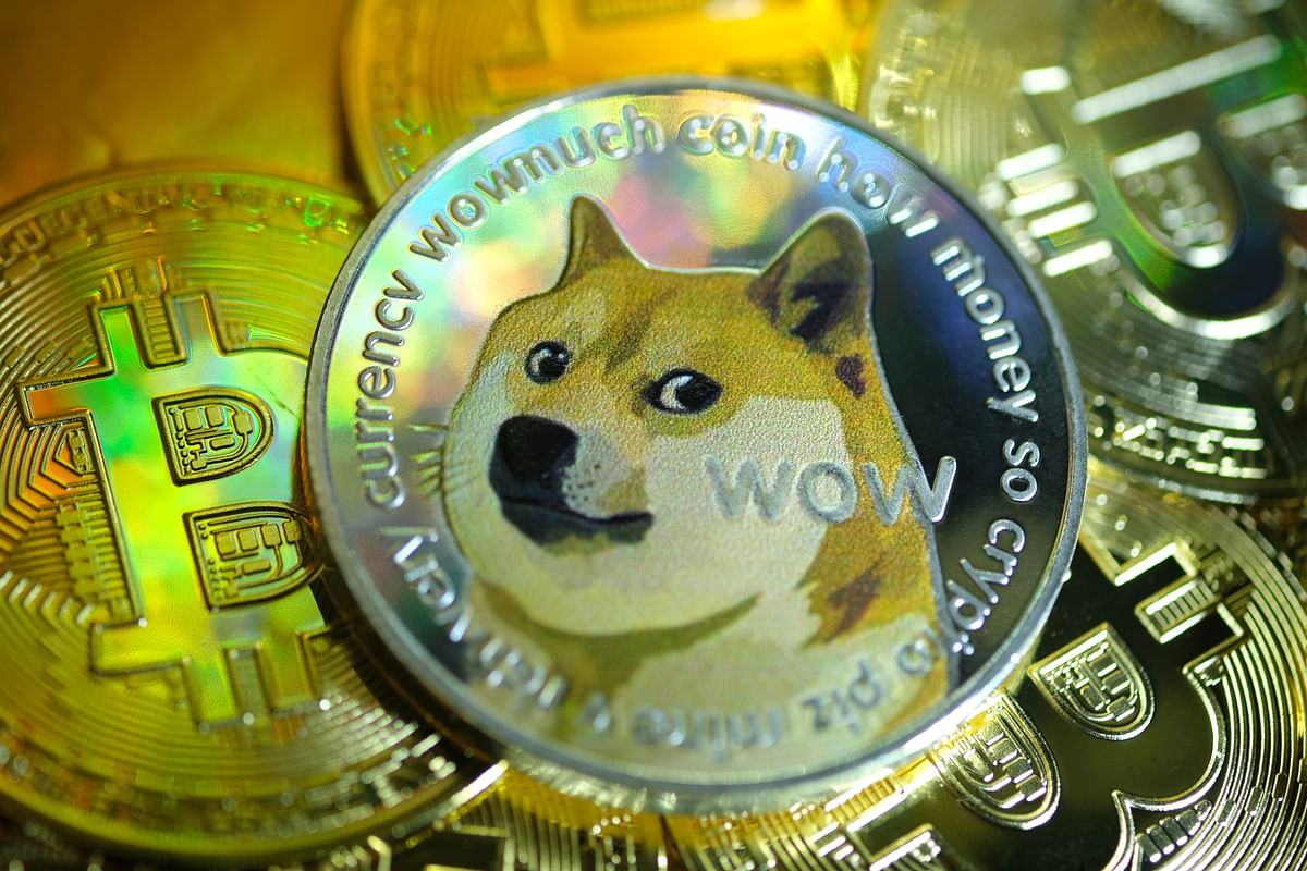 A visual representation of digital cryptocurrencies, Dogecoin and Bitcoin There is an argument that India has the potential to become one of the world's biggest crypto economies.