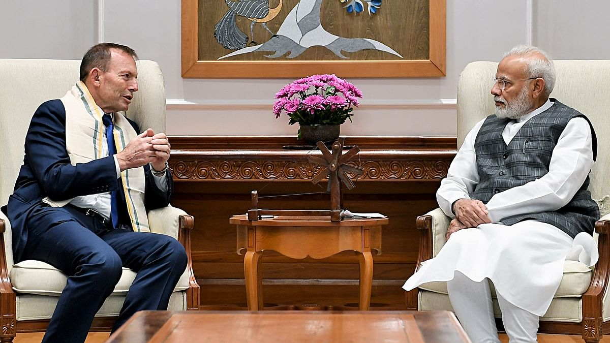 Australia's trade minister Dan Tehan says it is keen on closing out an FTA with India
