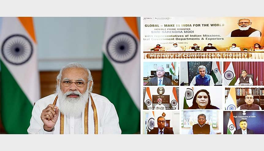 From vocal for local to going global, resurgent India seeks the centrestage