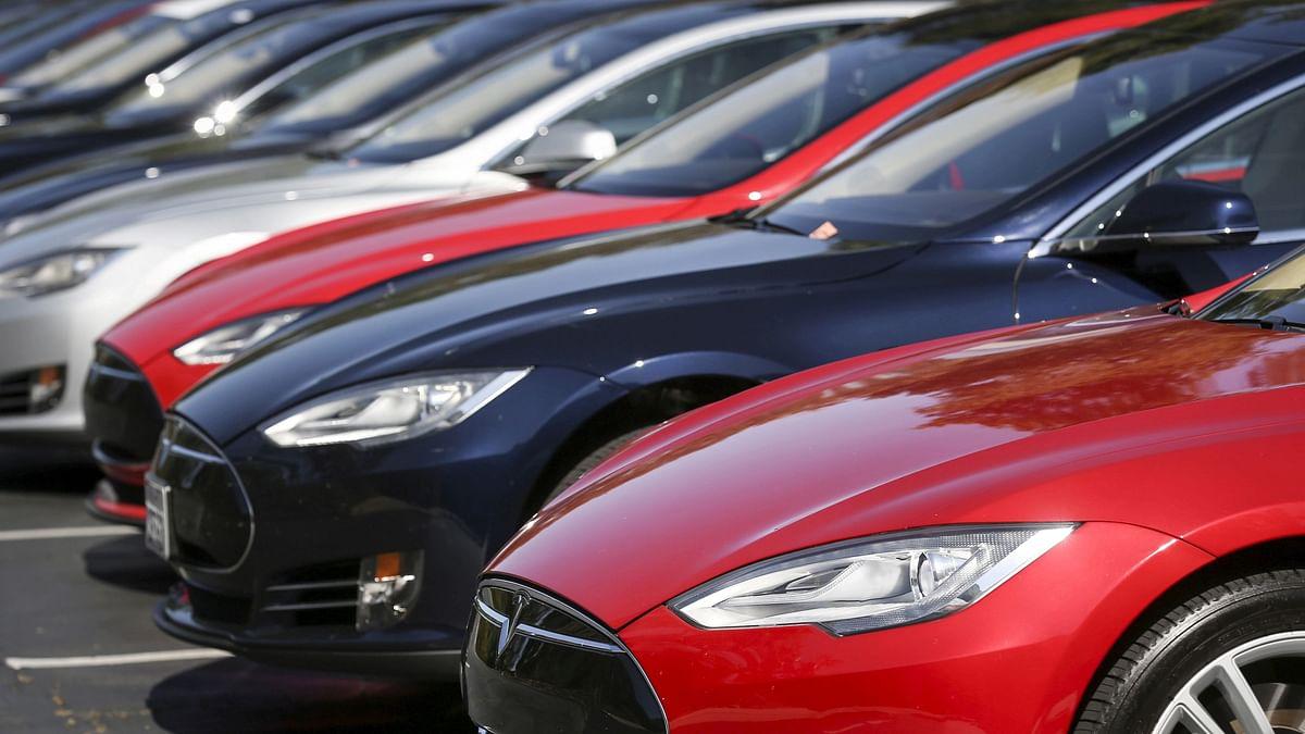 India considers slashing import duties on EVs after Tesla lobbying