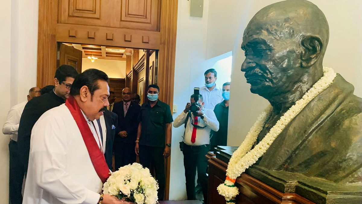 Sri Lanka applies the reset button with India