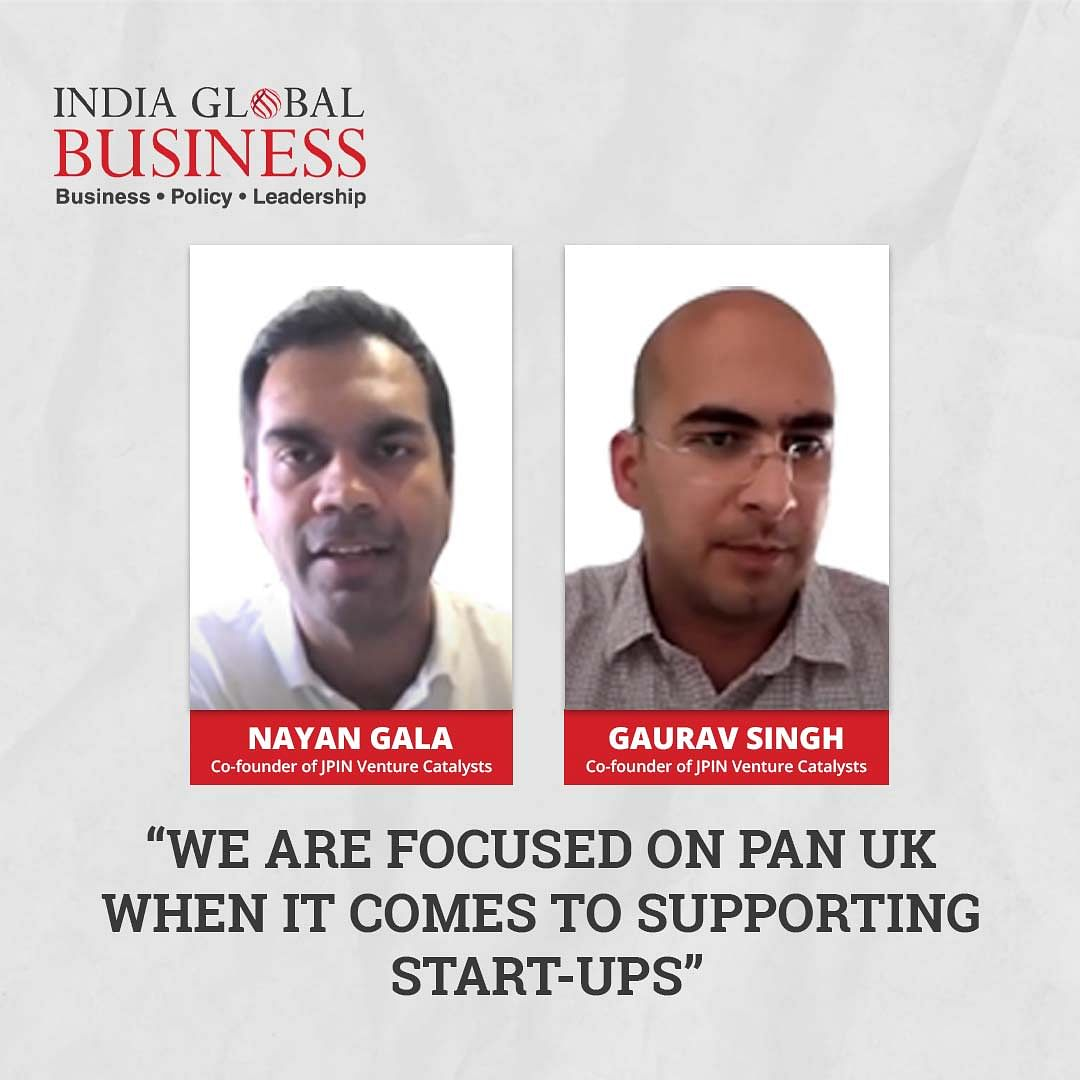 'We are focused on pan UK when it comes to supporting start-ups'