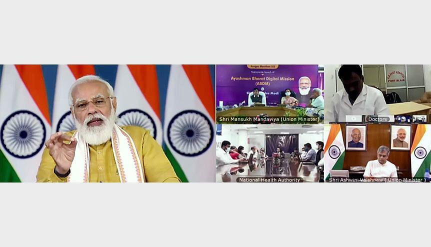 Modi's Ayushman Bharat Digital Mission graduates from a blueprint to reality