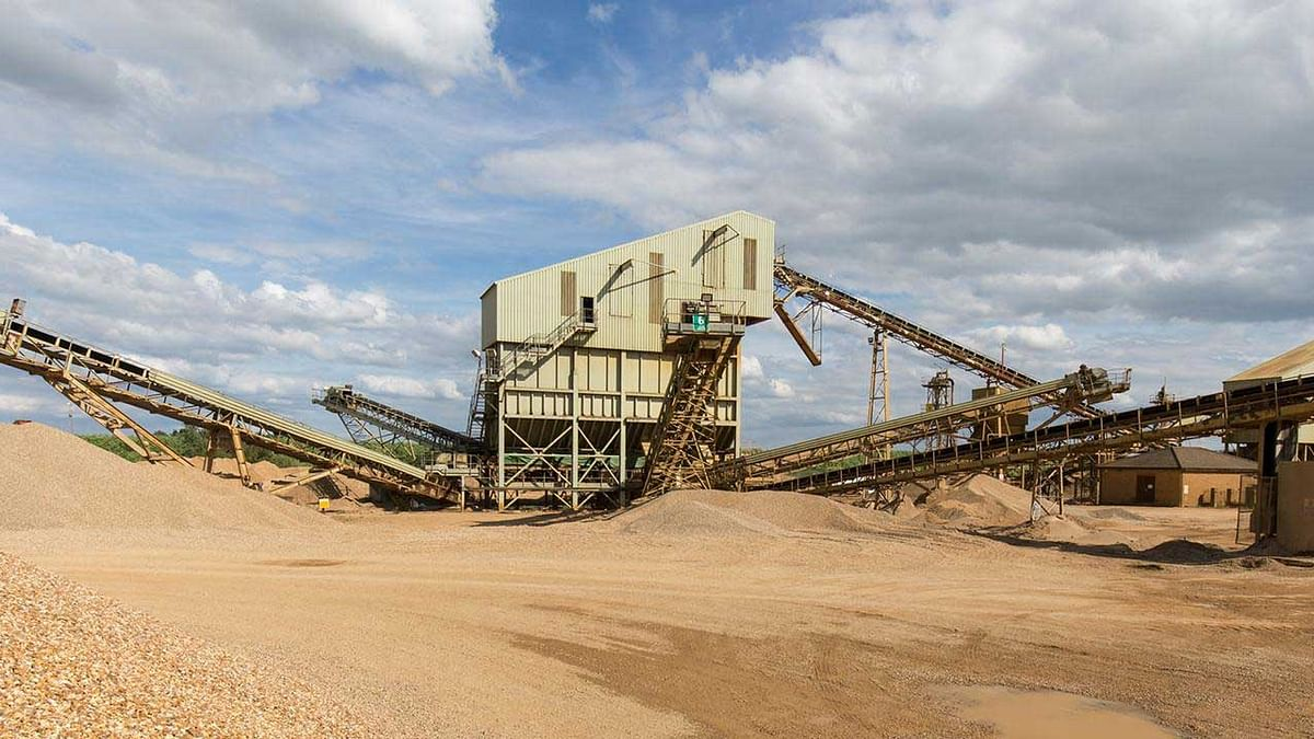 Challenges of Indian aggregate industry