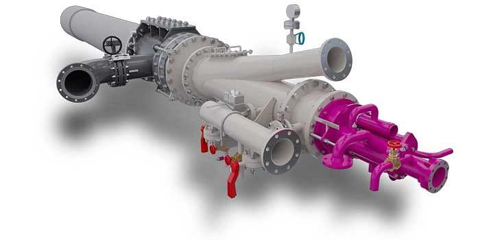 Pillard NOVAFLAM® Evolution, the latest innovation for the cement industry.