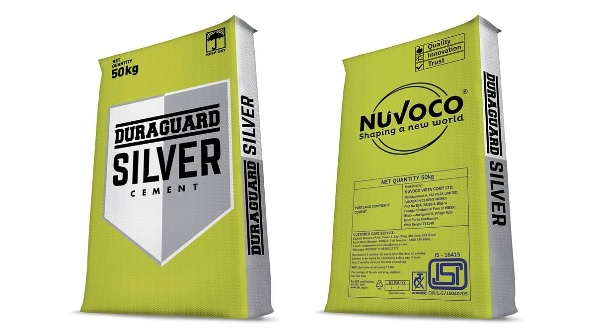 Nuvoco launches new composite cement variant 'Duraguard Silver' in Bihar.