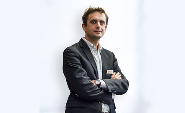 Vincent Leboucher is new president of HGH Group