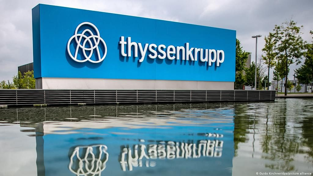 ThyssenKrupp supplies Covid-19 kits to employees in Germany