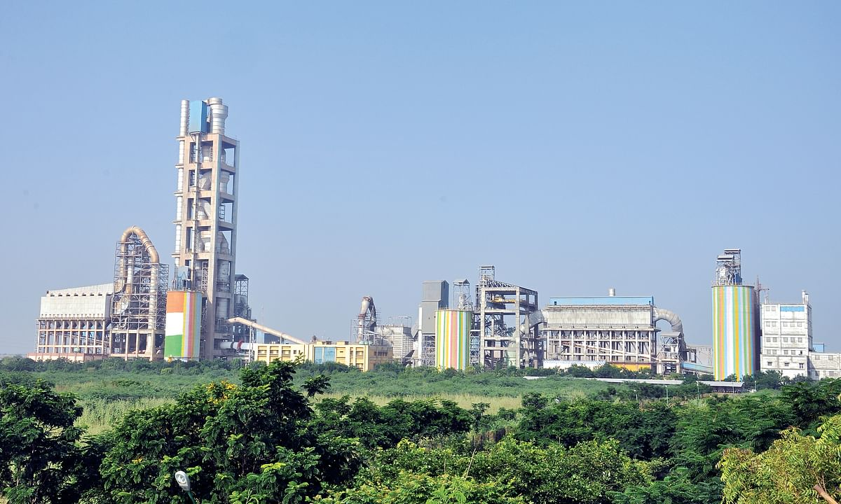 Our target is to become carbon-negative by 2040: Dalmia Cement