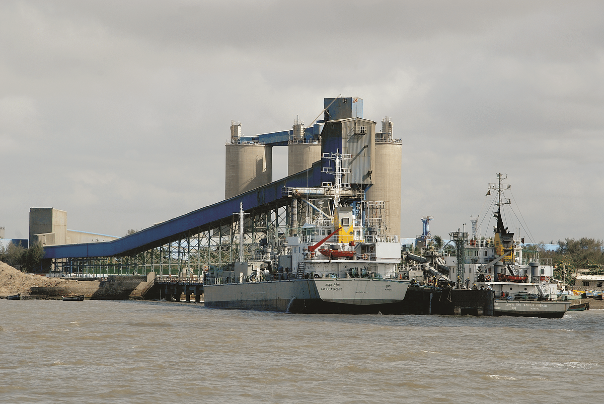 Ambuja Cement, first to introduce green fuel on captive ships