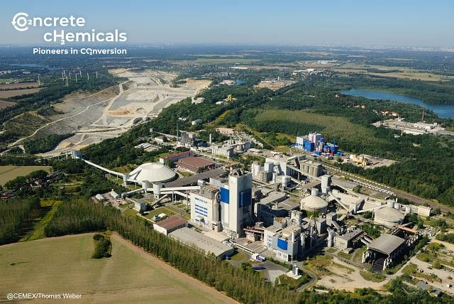 Cemex to launch new hydrogen project