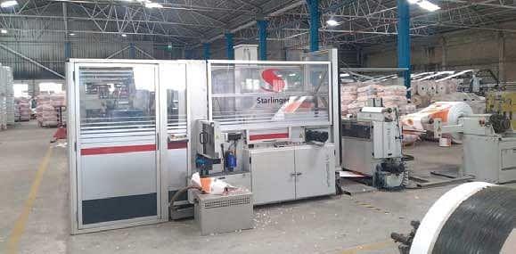 Pioneering in manufacturing of industrial packaging
