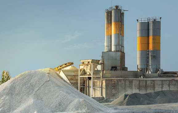 Blended cement: A step towards CO2 reduction