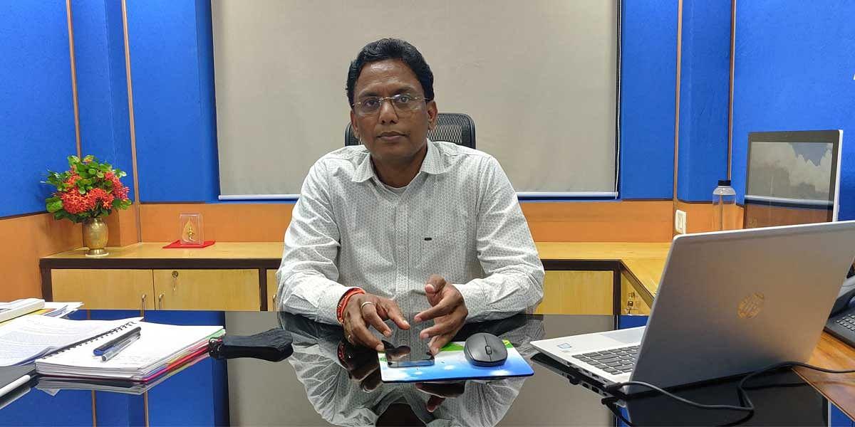 Ganesh Jirkuntwar, Manufacturing Head, Dalmia: Blended cement meet ESG goals