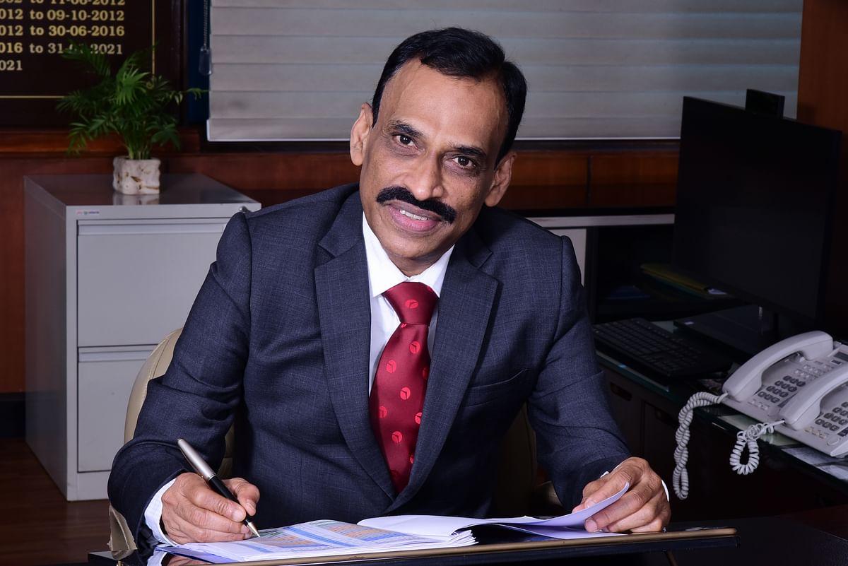 """M V Rajasekhar, Director, BEML: """"The mining equipment segment is undergoing major changes"""""""