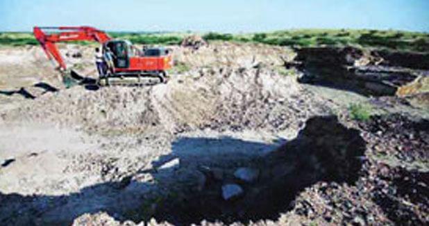 Mining blocks auctioned in Odisha