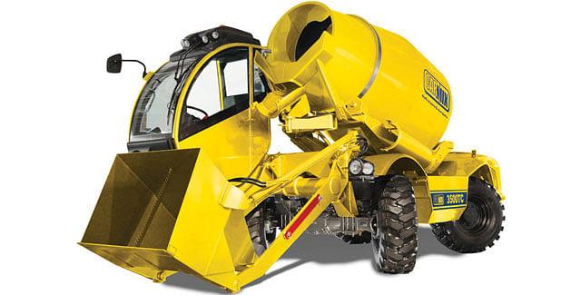 Carmix 3500 TC introduces newrange of self-loading concrete mixers