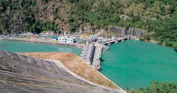 Hydroelectric projects in Nepal becalmed by cement shortage