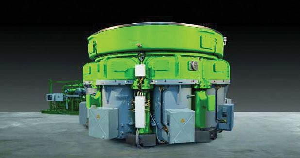 LOESCHE's new plant with 3 vertical roller mills