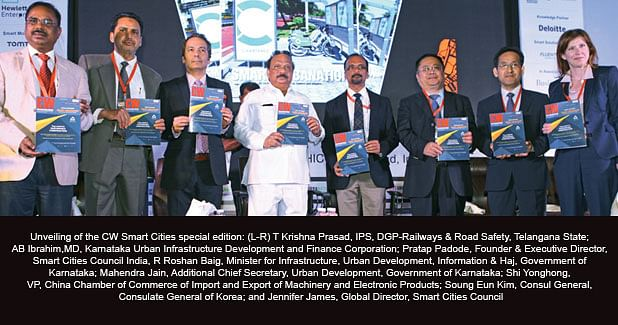 One platform for all Smart Cities solutions - SM@RT URBANATION 2018