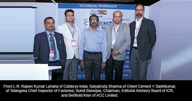 ICR Conducts Workshop on O&M Practices
