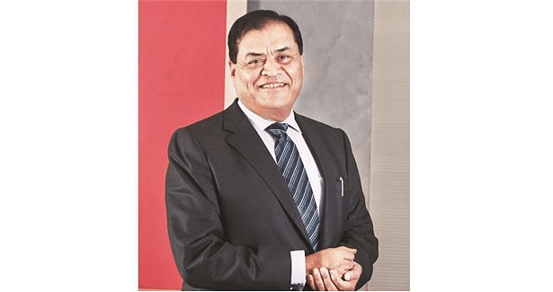 Mahendra Singhi, MD & CEO, Dalmia Cement (Bharat) Limited.