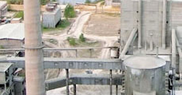Eurocement upgrades Pikalevsky cement plant