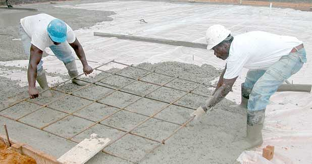 Cement-based building materials
