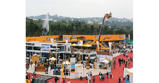 CE industry buoyant at EXCON 2015