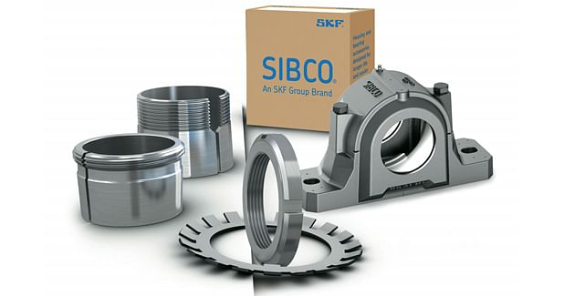 SKF India introduces SIBCO brand of bearing housings and accessories