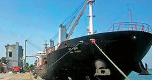 First vessel arrives at Zuari terminal