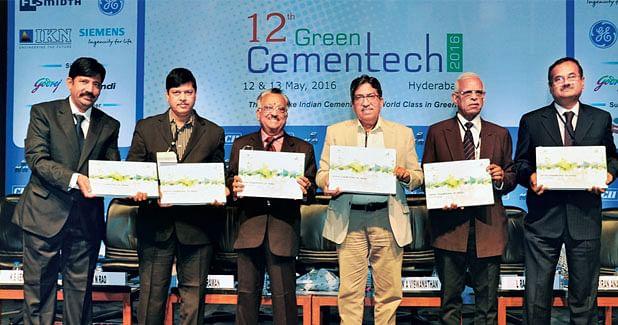 12th Green Cementech 2016