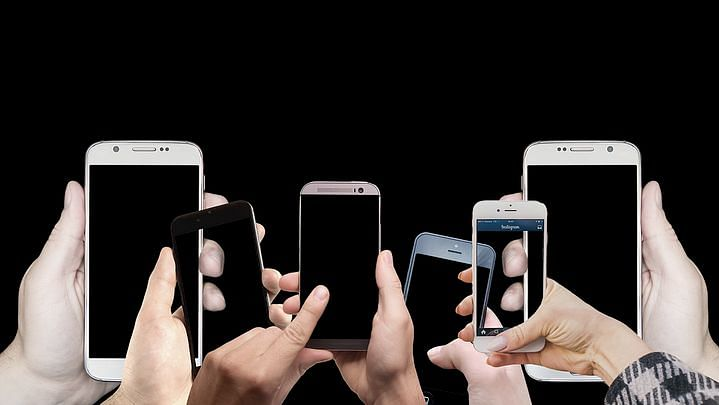 107 Mobiles for 100 users ; More Mobiles than Humans