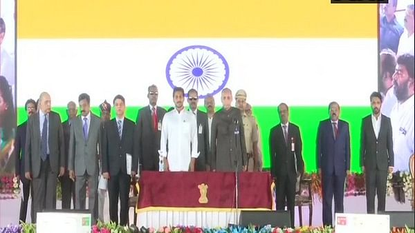 Here is how Jagan Reddy's Cabinet looks like