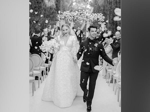 Sophie Turner-Joe Jonas celebrate 2 years of Las Vegas wedding with unseen after-party pictures