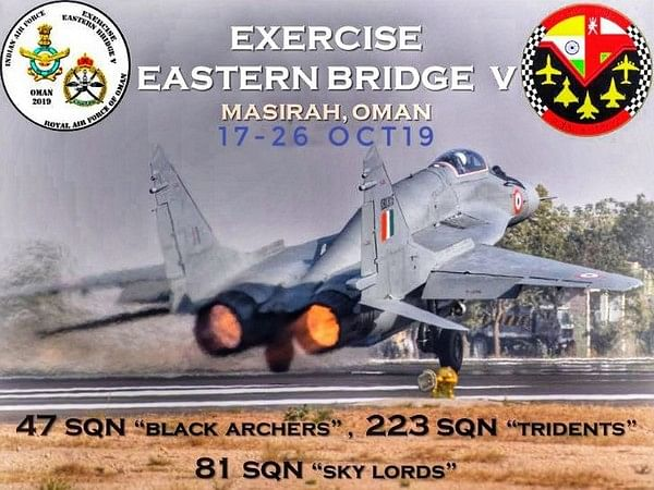 India, Oman begin joint training exercise 'EX EASTERN BRIDGE-V'
