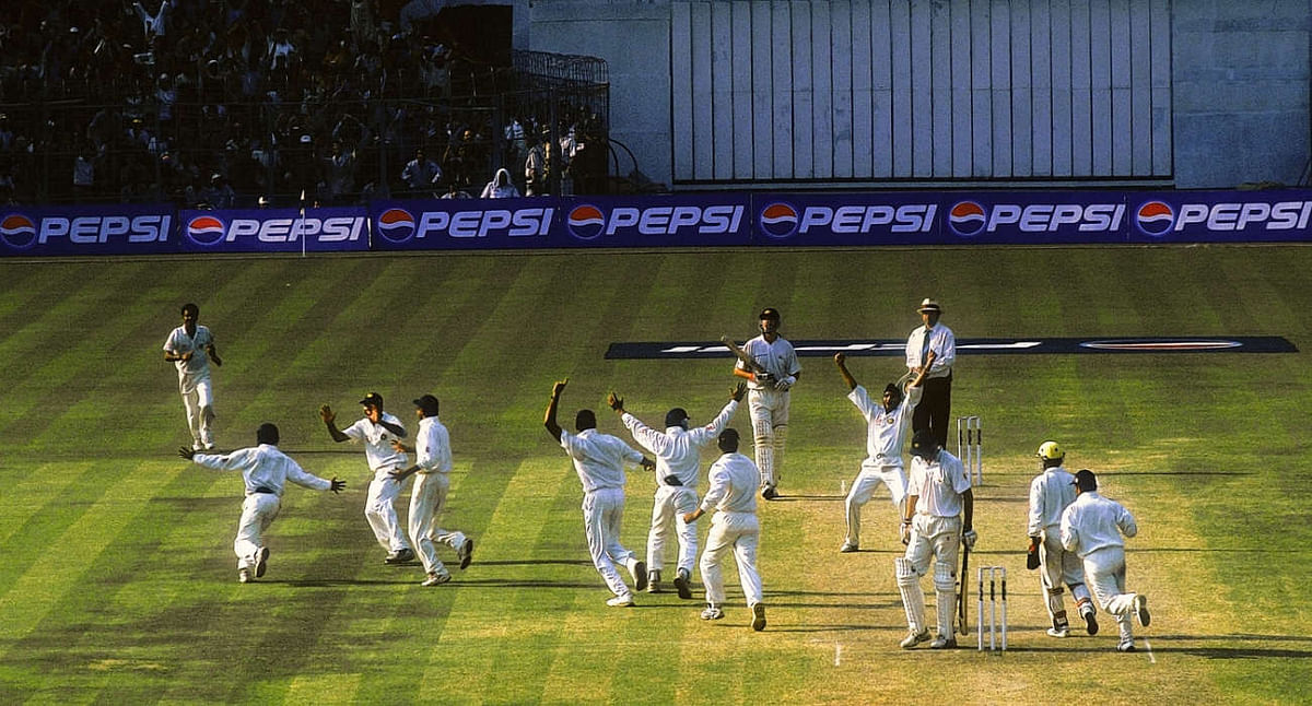 Eden Gardens - a ground renowned for historic firsts
