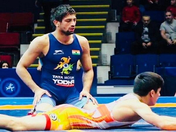 Ravi Dahiya aims for gold medal in Olympics