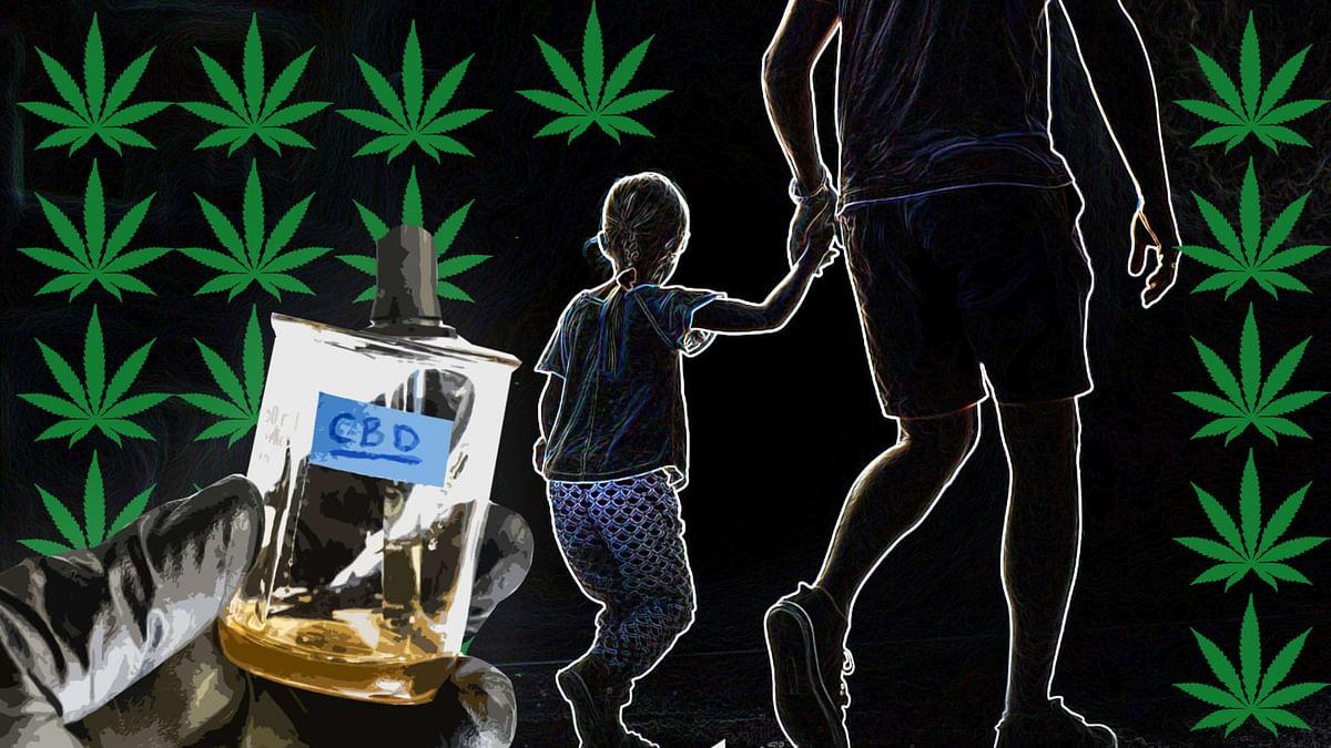 Parent's marijuana use patterns influences child's substance use habits