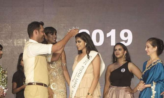 Nisha Kumari Singh crowned Miss Teen India 2019
